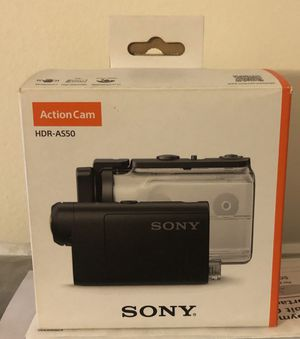 Sony Action Cam HDR-AS50R Wi-Fi HD and 4K Video Camera Camcorder for Sale in Los Angeles, CA