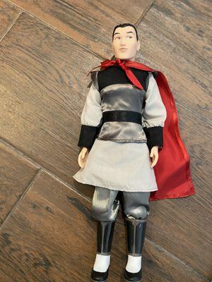 "Disney doll size12"" Li SHANG for Sale in Alhambra, CA"