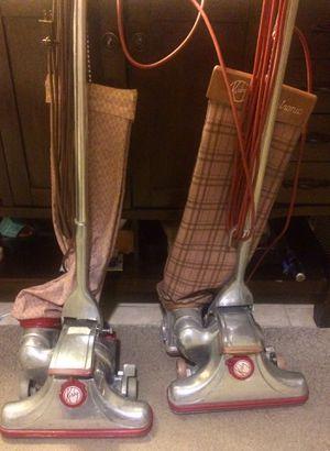 2 Vintage Kirby Vacuums for Sale in Salt Lake City, UT