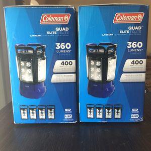 Coleman Lantern for Sale in Paso Robles, CA