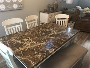 Kitchen Table with matching Hutch for Sale in Modesto, CA