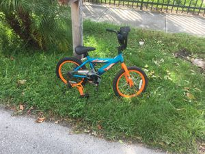 Bicicleta para niño for Sale in West Park, FL