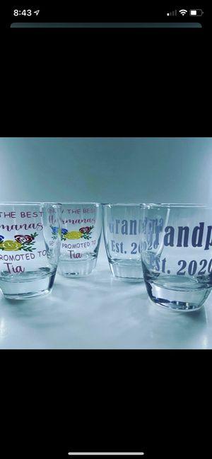 Custom wine glass for Sale in Orange, CA