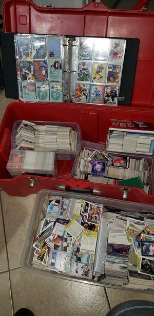 Tarjetas de todas las ligas for Sale in Houston, TX
