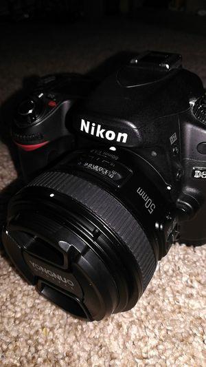 Nikon D80 DSLR Camera for Sale in Annandale, VA