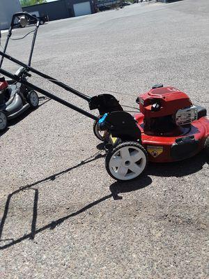 Rear bag self-propelled Toro lawn mower for Sale in Phoenix, AZ
