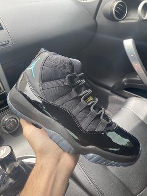 DS Jordan Retro 11 Gamma Blue Size 8.5 for Sale in Orlando, FL