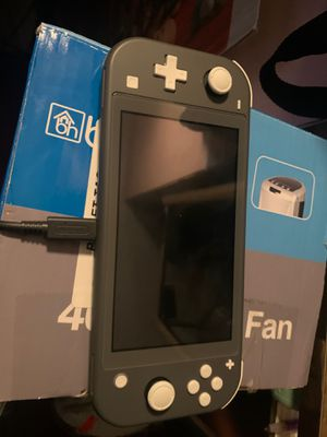 Nintendo Switch Lite (Grey) for Sale in Los Angeles, CA