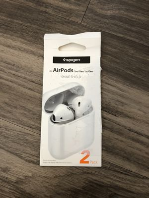 Spigen Airpods 1st/2nd Gen Shine Shield for Sale in Lincoln, NE