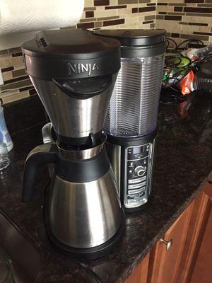 Ninja Coffee maker for Sale in Springfield, VA