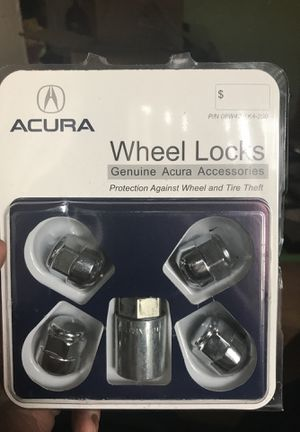 Acura Wheel Locks. Genuine Acura parts for Sale in Chicago, IL
