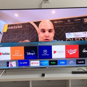 55 INCHES SAMSUNG 4K SUHD SMART TV - 8 SERIES for Sale in Los Angeles, CA
