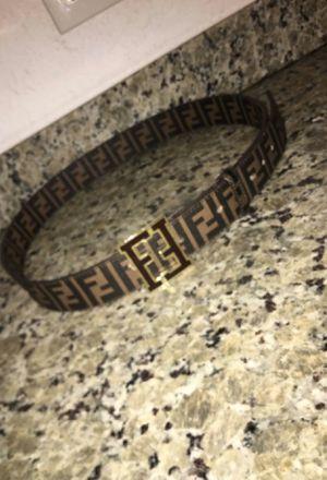 Men's Used Fendi Belt for Sale in Tacoma, WA