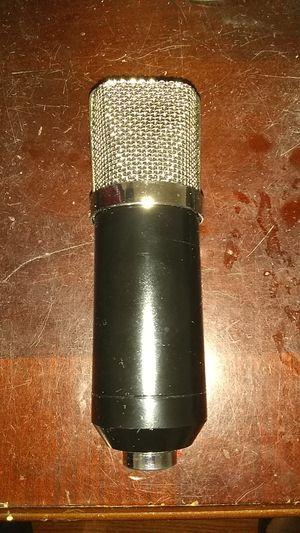 Microphone, mic muff, mic cord, splitter, mic arm, mic filter for Sale in Fuquay-Varina, NC