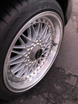 5x112 alzor wheels for Sale in Hilliard, OH
