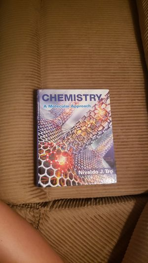 Chemistry A Molecule Approach 4th Edition for Sale in Portland, OR