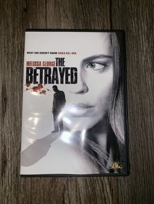 The Betrayed DVD for Sale in West Valley City, UT