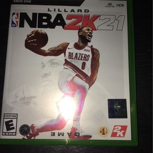 NBA 2k 21 for Sale in PA, US