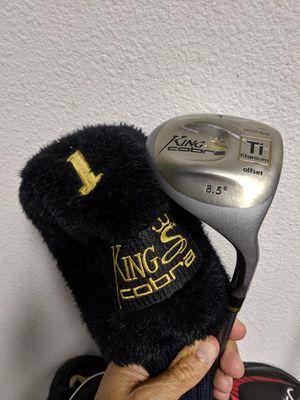 King cobra 8.5 oversized ti driver golf club for Sale in Tampa, FL