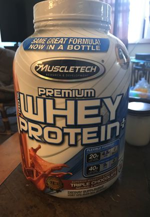 5lb Chocolate Protein Brand New Sealed for Sale in Canonsburg, PA