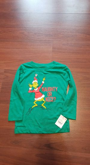 The Grinch shirt for Sale in Los Angeles, CA