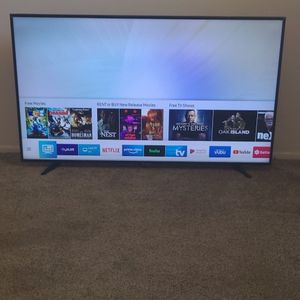 55 Inch Samsung Flat Screen Tv for Sale in Colorado Springs, CO