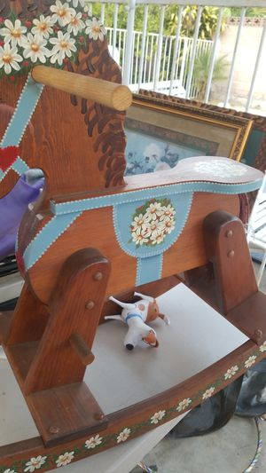 WOOD HORSE for Sale in Whittier, CA