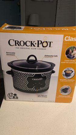 Crock pot for Sale in Tampa,  FL