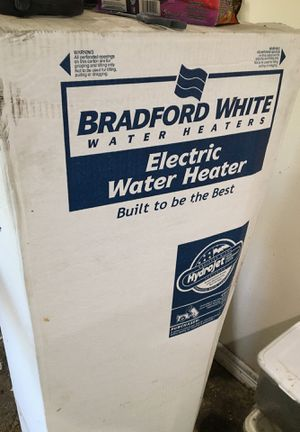 Brand new water heater for Sale in Crosby, TX