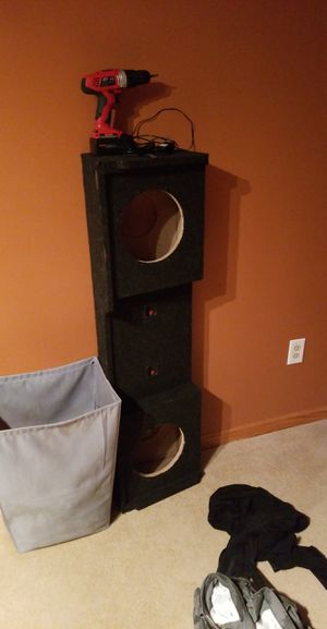 truck box for 2 10s for Sale in Oak Grove, MN