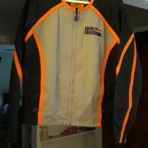 Harley Davidson Nylon Riding Jacket for Sale in Fort Worth, TX