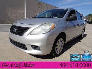 2014 Nissan Versa for Sale in Doraville, GA