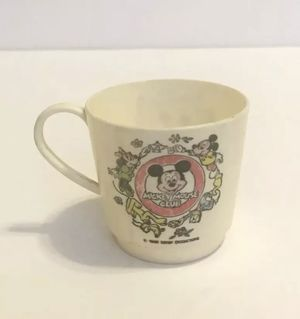 Vintage Mickey Mouse Clubhouse Plastic Teacup for Sale in Waynesboro, VA