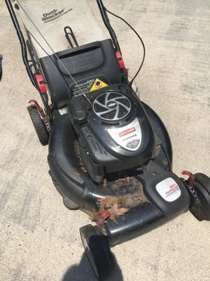 Craftsman Lawnmower 190cc Self Propelled for Sale in Alexandria, VA