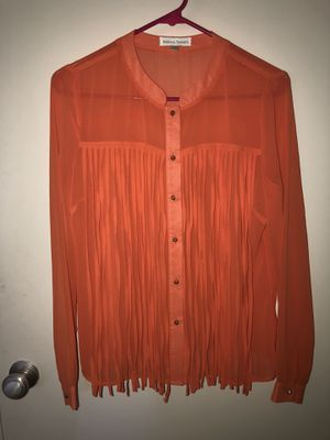 Orange blouse for Sale in Shreveport, LA