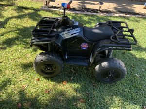 Yamaha Grizzly on command 4 wheeler /ATV for Sale in Dallas, TX