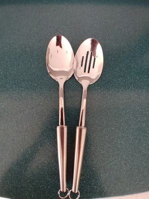 Serving Spoons stainless steel Progressive for Sale in Olney, MD