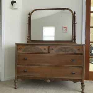 Vintage 1920s refinished Bedroom set for Sale in Falls Church, VA