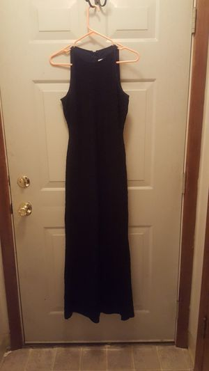 Prom Dress-Black Dress long for Sale in Portland, OR