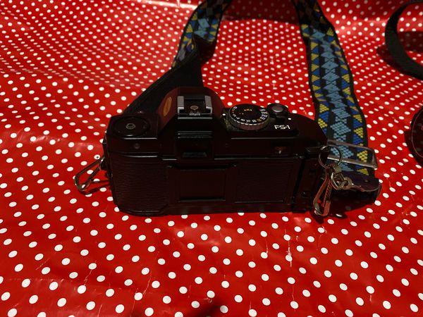 Konica FS-1 Film Camera