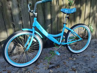 😍🚴💪👌☀Bicicleta playera como nueva lista para montar! Like New Single Speed Aluminum Cruiser Bike for Sale in Miami,  FL