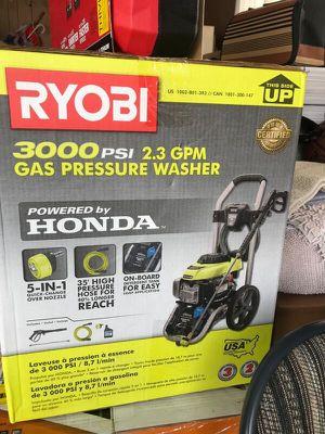 RYOBI Pressure Washer for Sale in Lawrenceville, GA