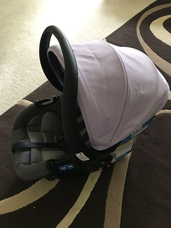 Safety first car seat with base