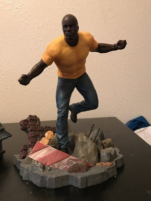 Luke Cage and Iron fist Diamond Select Collectibles for Sale in Fort Worth, TX