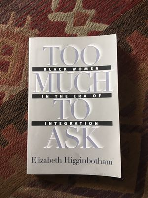 Too Much To Ask (Elizabeth Higginbotham) for Sale in Lexington, KY