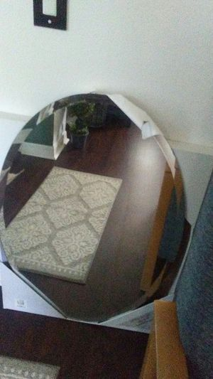 Nice Oval Shape Mirror for Sale in Clermont, FL