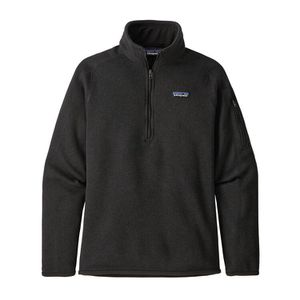 Patagonia Women's Better Sweater® 1/4-Zip Fleece (Black) 100% AUTHENTIC for Sale in Fountain Valley, CA