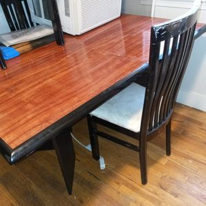 kitchen dining table & chairs for Sale in Portland, OR