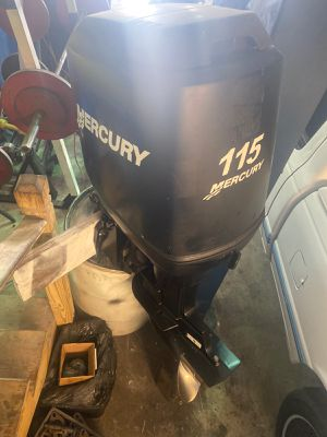 115 Mercury Motor Boat for Sale in Carol City, FL