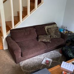 Couch And Pillows for Sale in San Francisco,  CA